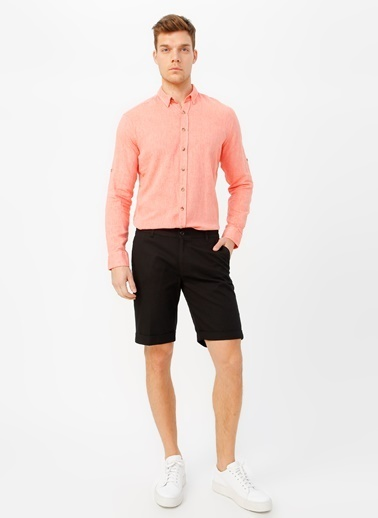 Abercrombie&Fitch Bermuda Siyah